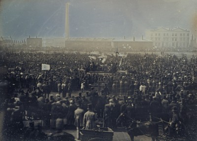 ChartistMeetingonKenningtonCommon,10Apr, 1848